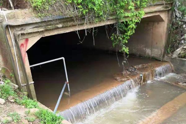 甘肃河流水质时实监测案例