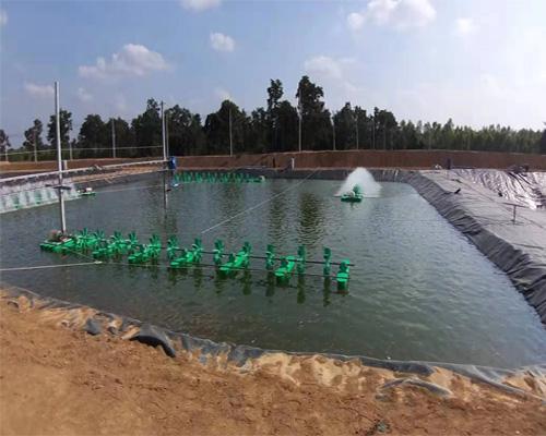 水产养殖环境