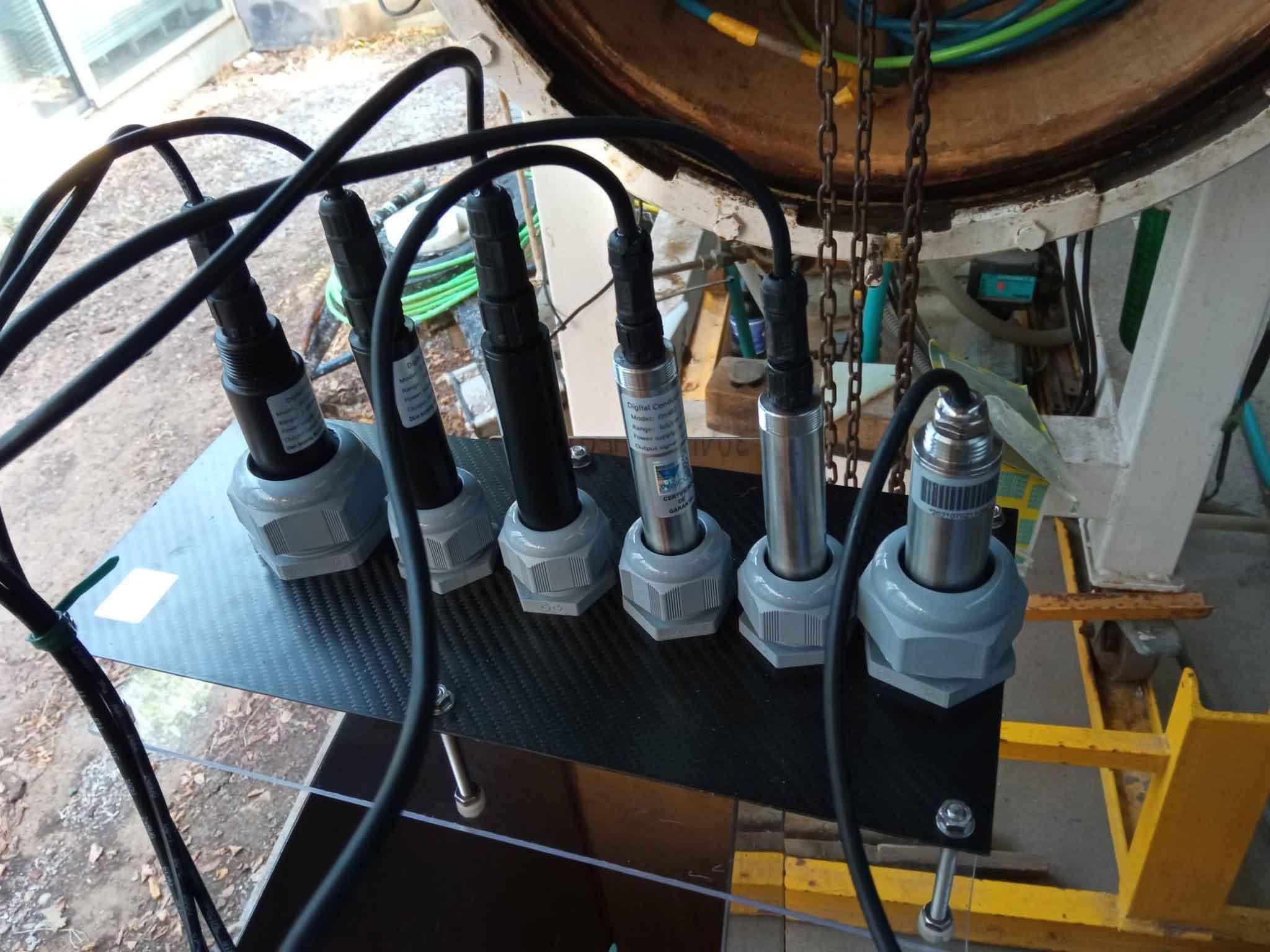 COD氨氮水中油等传感器在工业废水监测中的应用