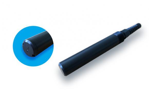 Fiber optic turbidity sensor